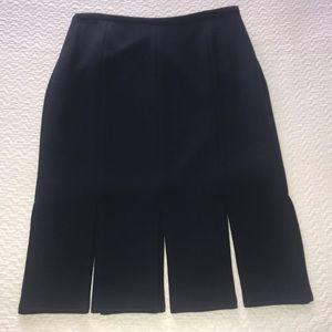 Doncaster Navy blue skirt